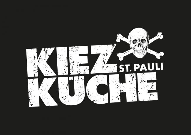 Logo Kiezkueche WortBildTon